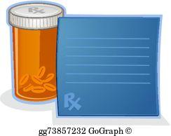 Prescription Pad Clip Art.