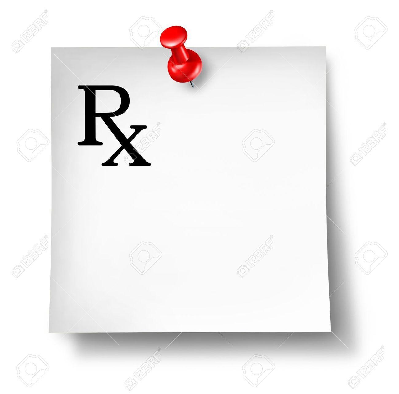 Prescription pad clipart 2 » Clipart Portal.