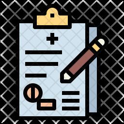 Prescription Icon.