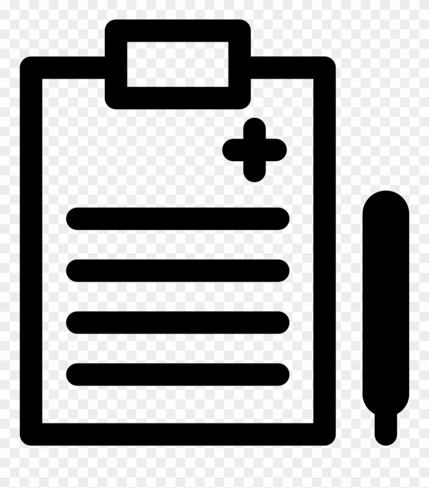 Download Prescribe Icon Clipart Medical Prescription.
