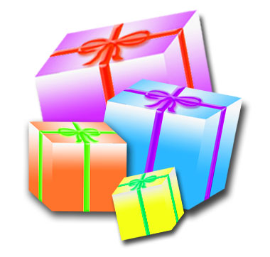 Gift free christmas clipart t clipartfest.