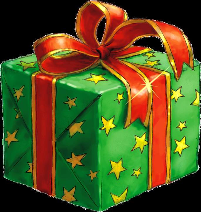 Clipart present gift, Clipart present gift Transparent FREE.