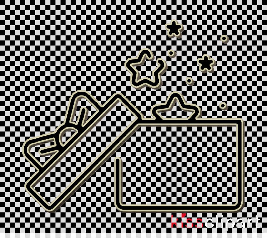 Present icon Gift icon Birthday icon clipart.