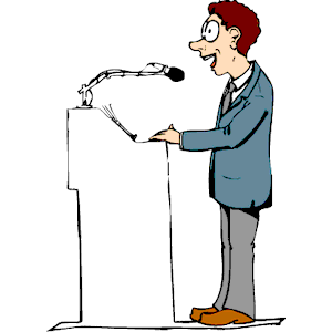 Presenter Clipart Free.