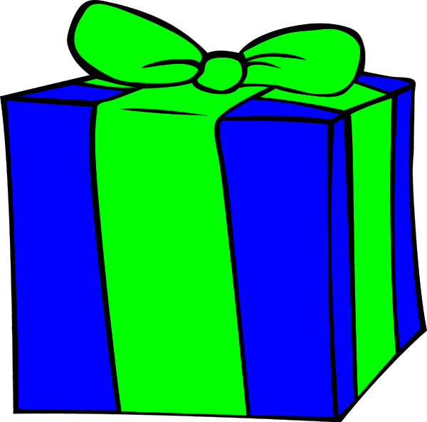 Free Christmas Present Clipart The Cliparts.