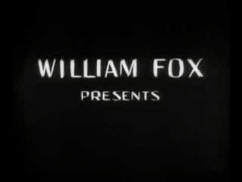 William Fox Presents logo (1927) [The real thing!].