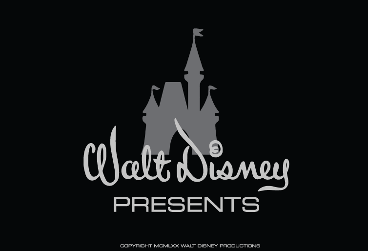 Walt Disney Presents Logo.