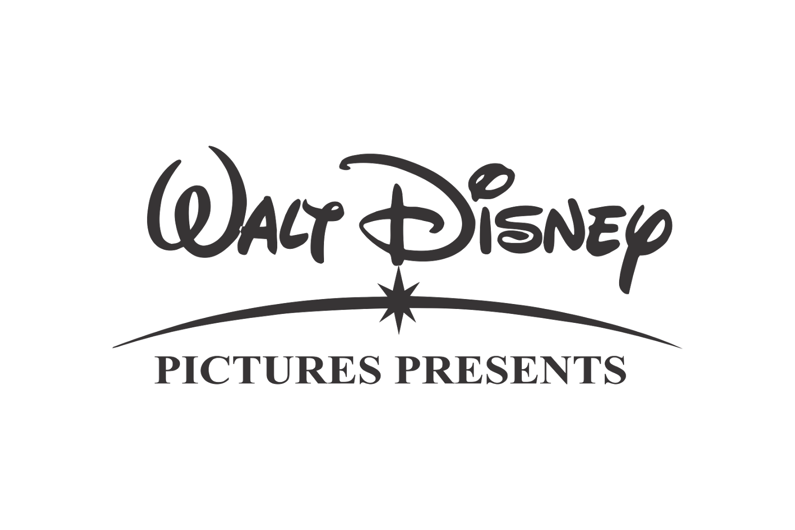 Walt disney pictures presents Logos.