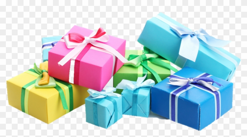 Birthday Presents Png Clipart.