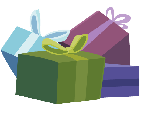 Presents png clipart images gallery for free download.