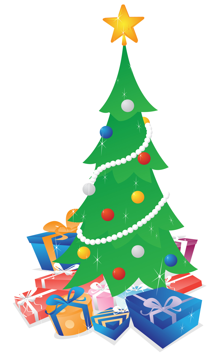 presents under the christmas tree clipart 20 free Cliparts ...