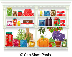Preserved food Illustrations and Clip Art. 3,740 Preserved food.