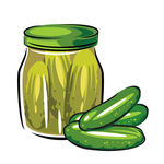 Food Preservation Clipart.