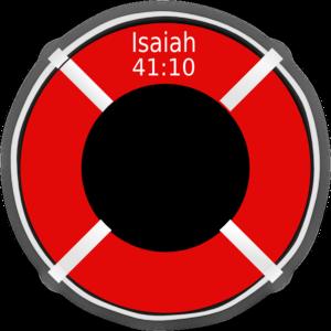 Isaiah Life Preserver Clip Art at Clker.com.