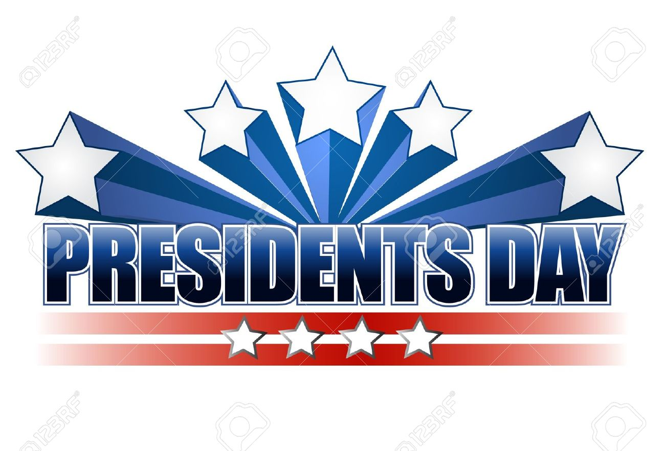 Vector President Day Clipart Free.