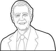 George W Bush Clipart.