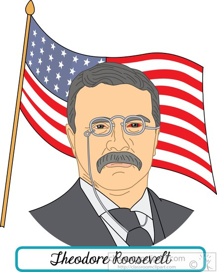 Roosevelt clipart - Clipground