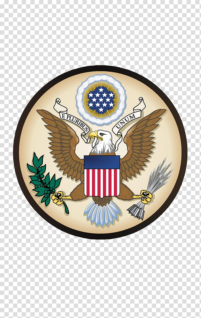 Flag, United States Of America, Great Seal Of The United.