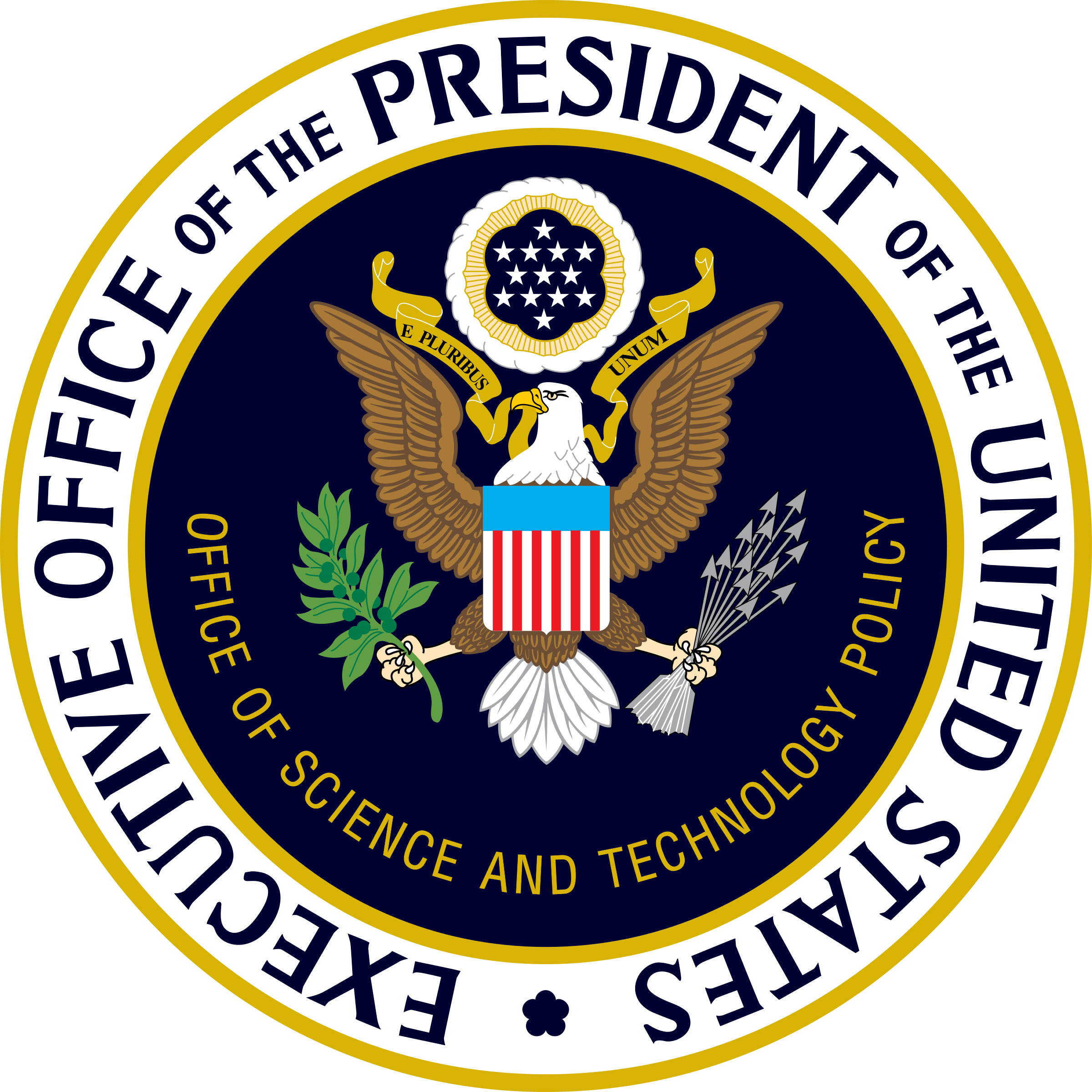 Executive Office of the President of the United States Logo.