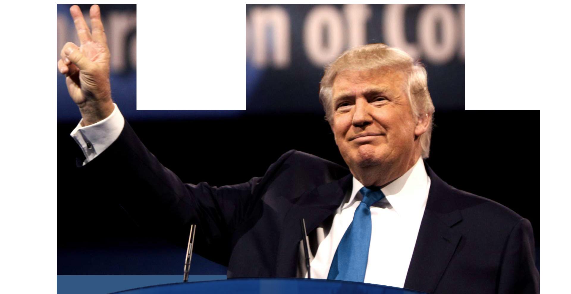 Donald Trump PNG Image.