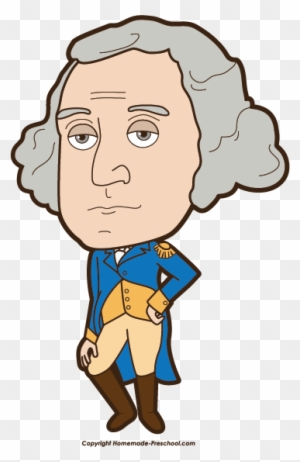 george washington clipart.