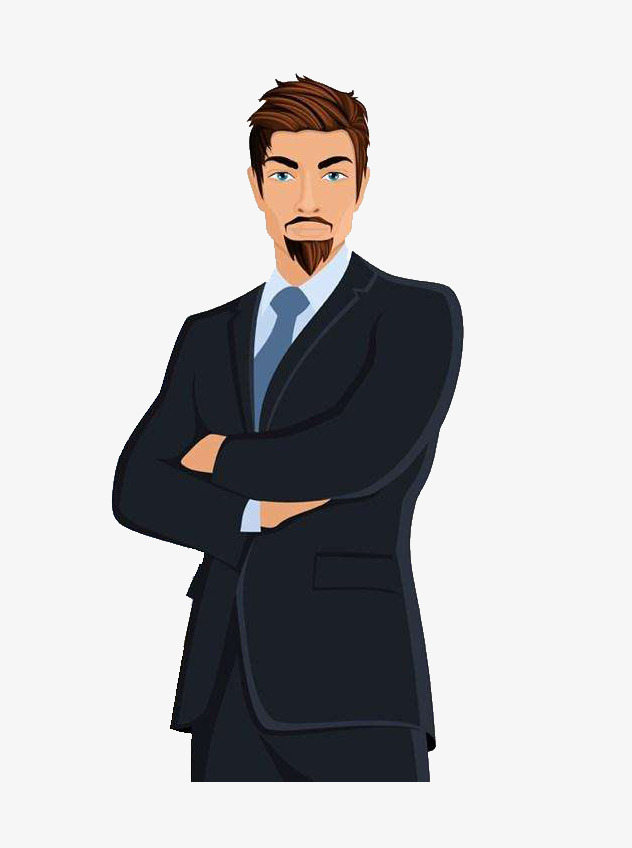 Handsome clipart 9 » Clipart Station.