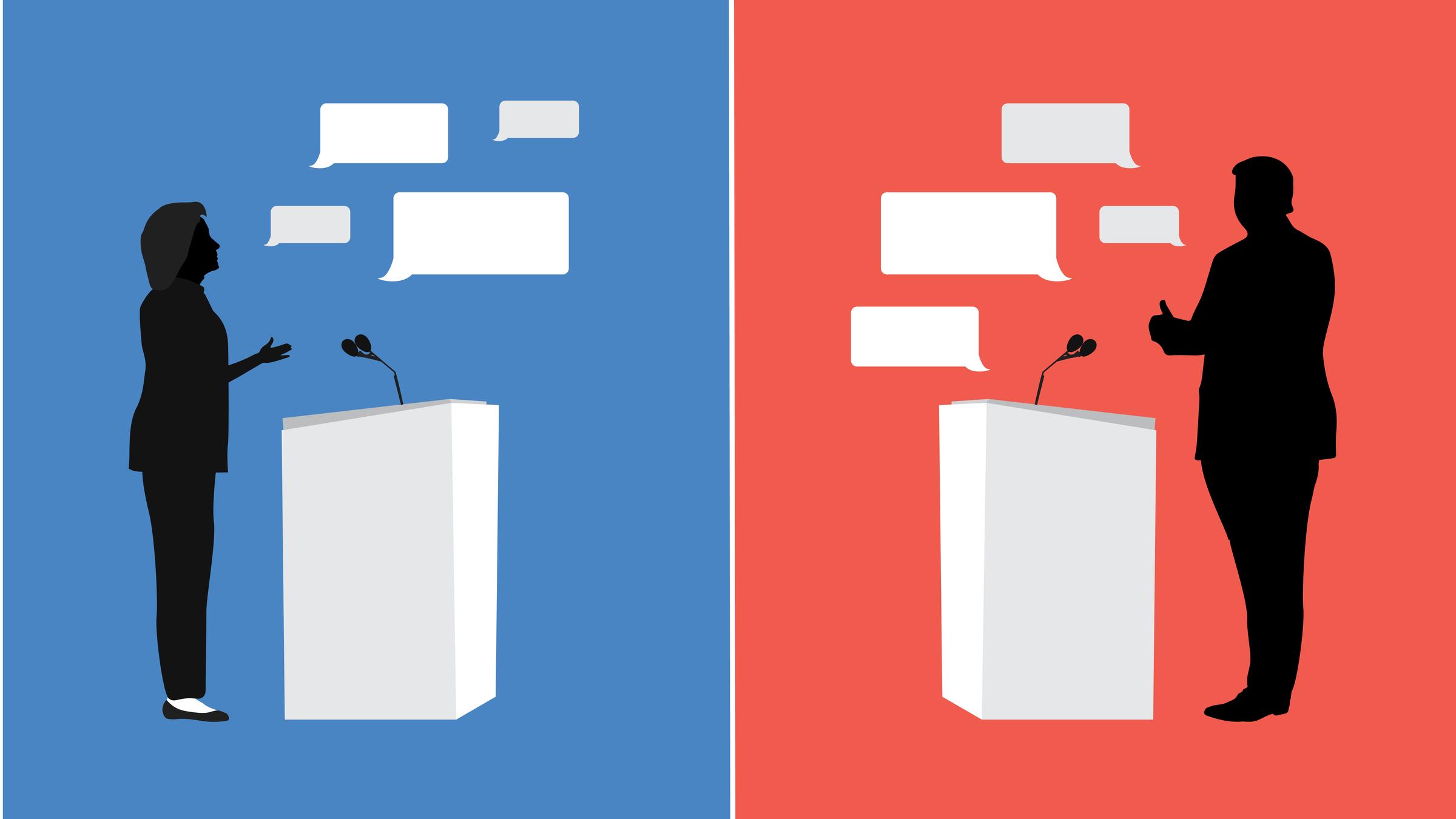 Fact Check: First Presidential Debate.