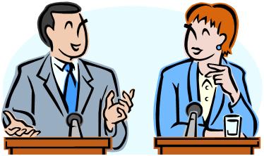 Free Debate Cliparts, Download Free Clip Art, Free Clip Art.