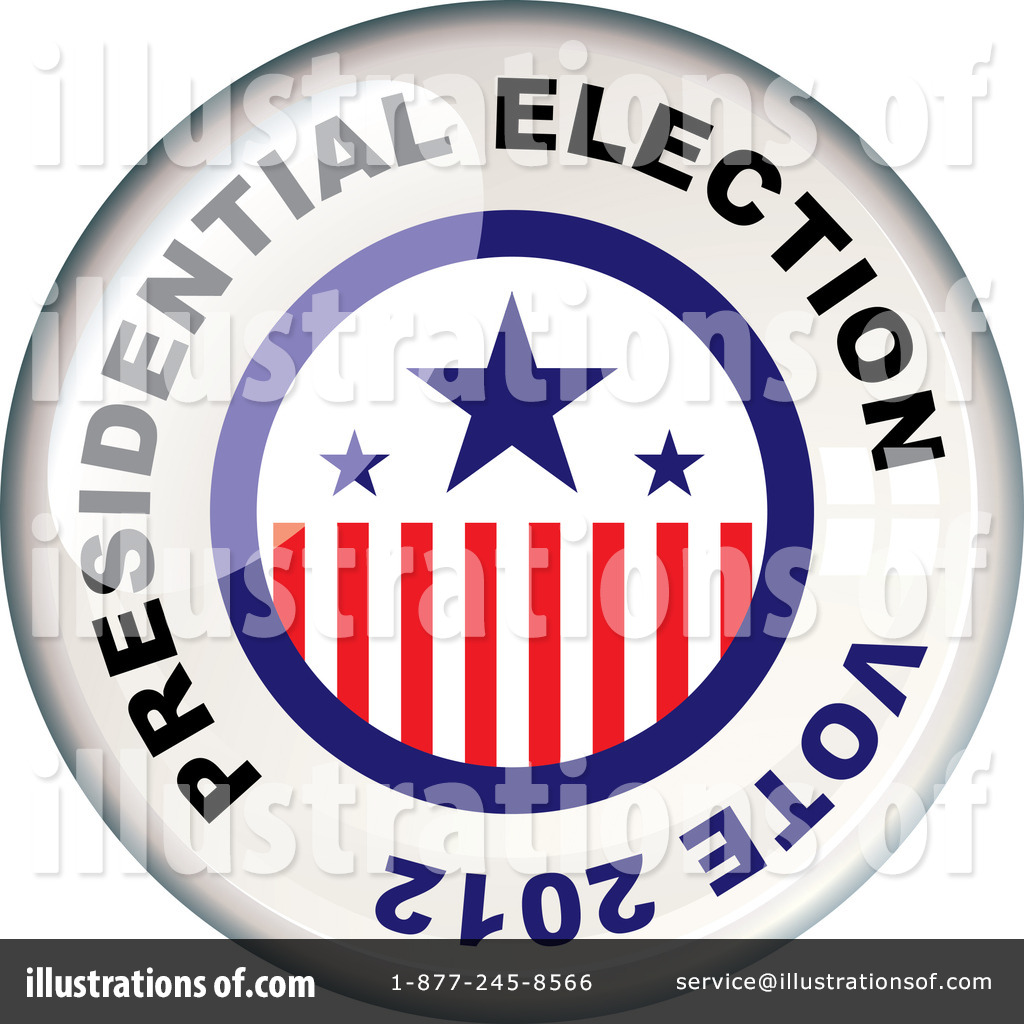 Presidential Election Clipart #1094703.
