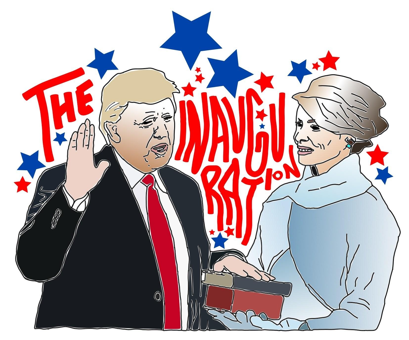 Trump inaugurated 45th U.S. President • The Duquesne Duke.