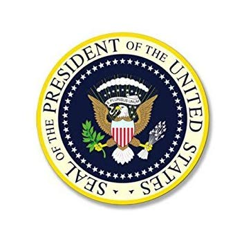 Amazon.com: MAGNET Seal Of The President of the United.