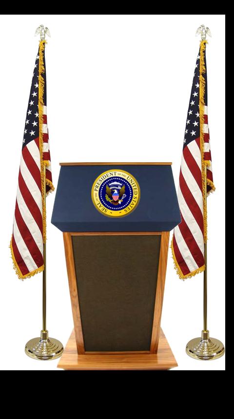 Podium clipart president podium, Podium president podium.