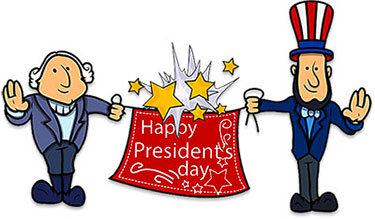 Free Presidents Day Graphics.