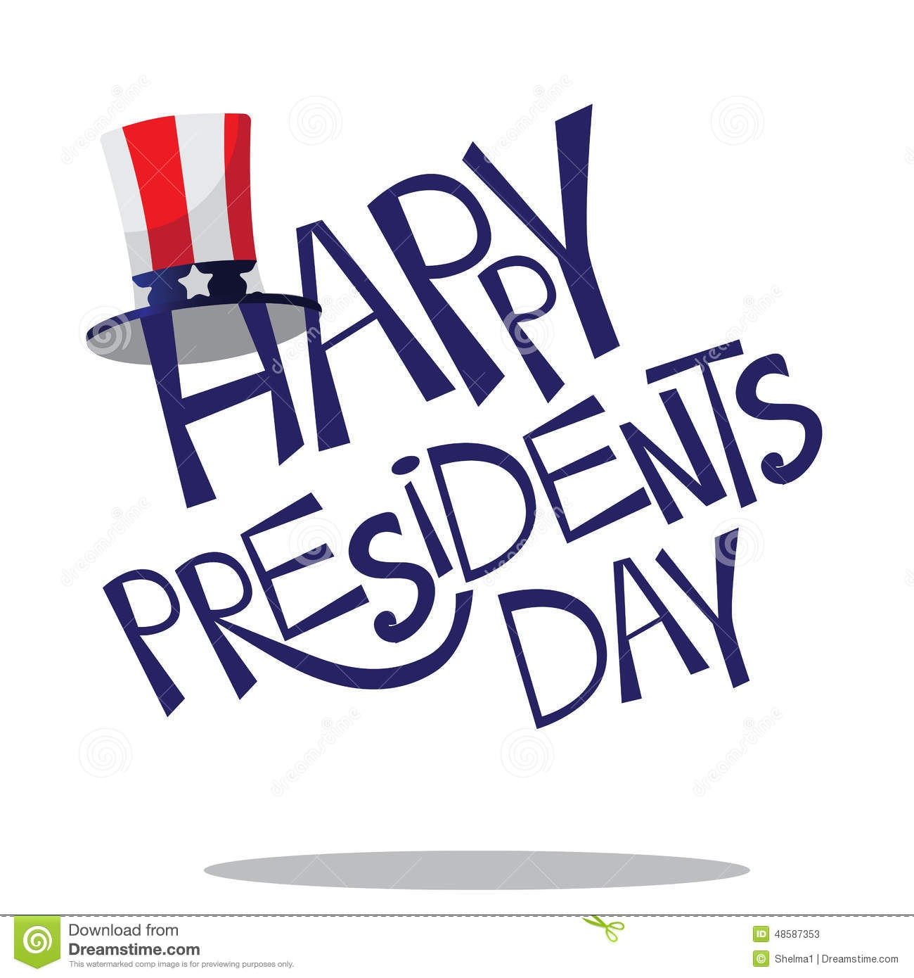 7+ Presidents Day Clipart.