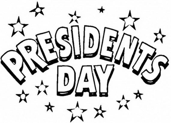411 Presidents Day free clipart.