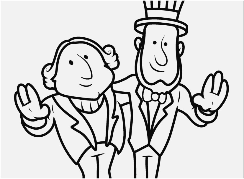 Presidents Day Coloring Pages Photo Presidents Day Clipart.