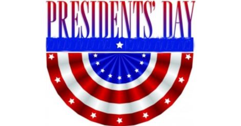 CLOSED FOR PRESIDENT\'S DAY.