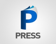 press Logo Design.