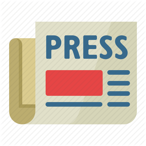 Press Release Icon Png #214602.