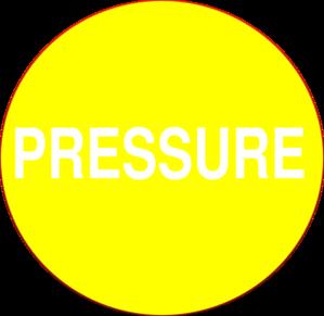 Pressure Clip Art.