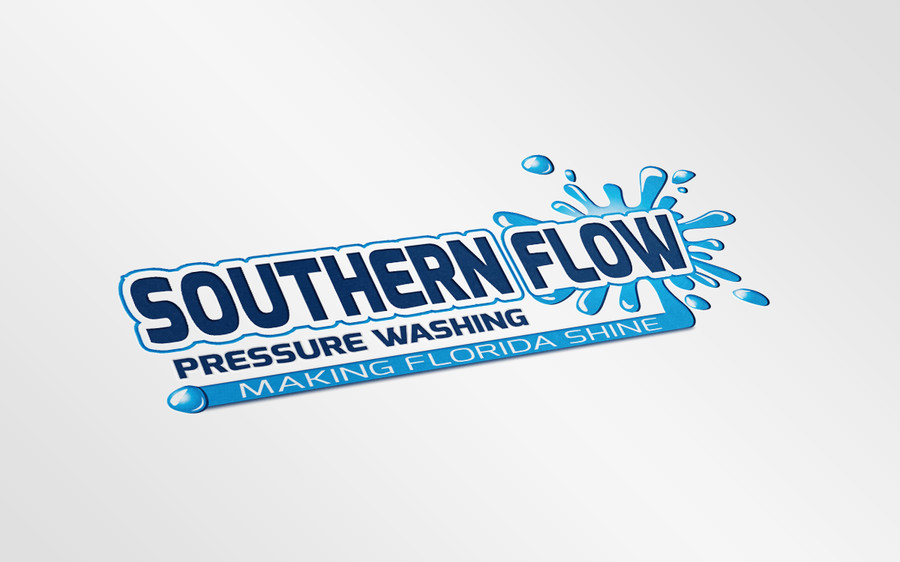 Entry #28 by denda9 for Design a Pressure Washing Logo.