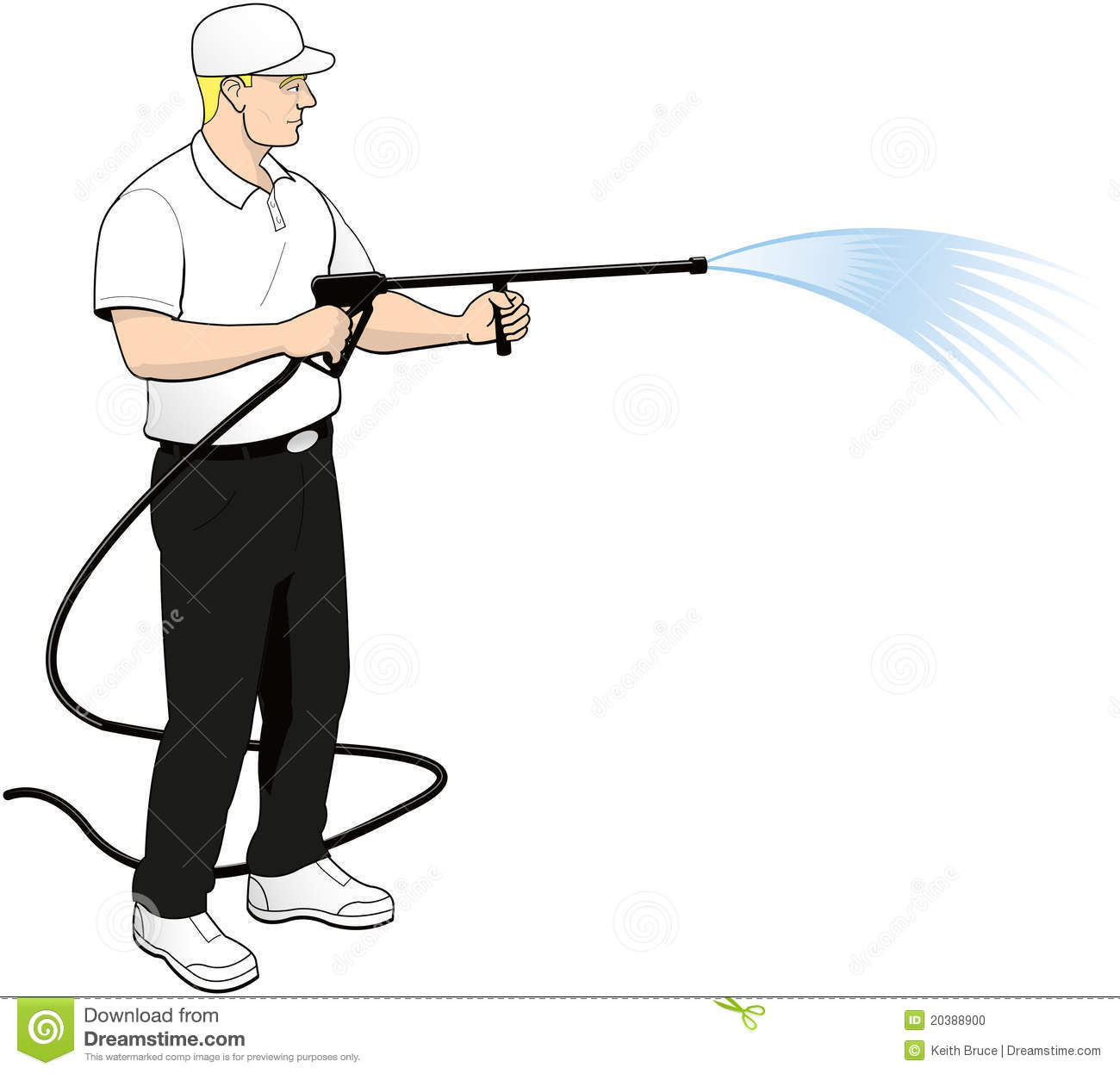 67+ Pressure Washing Clip Art.