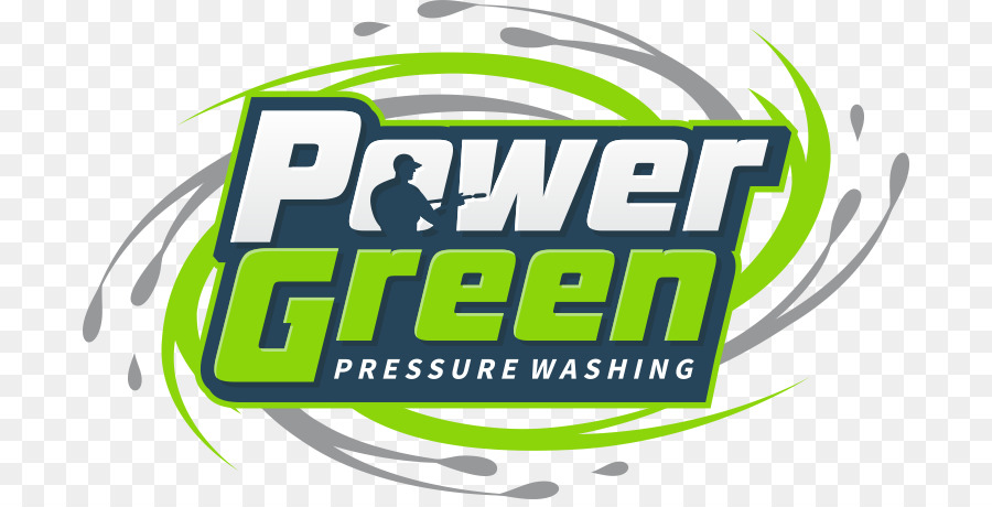 Pressure Washers Logo Washing Brand.