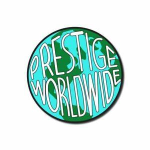 Details about Prestige Worldwide Sticker / Decal.