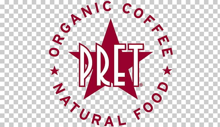 Pret A Manger Logo, Pret logo illustration PNG clipart.