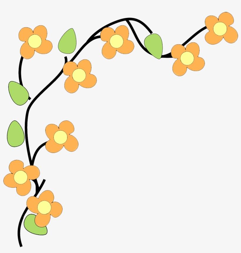 Pretentious Inspiration Floral Border Clip Art Free.