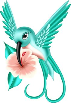 Pretty bird clipart #15