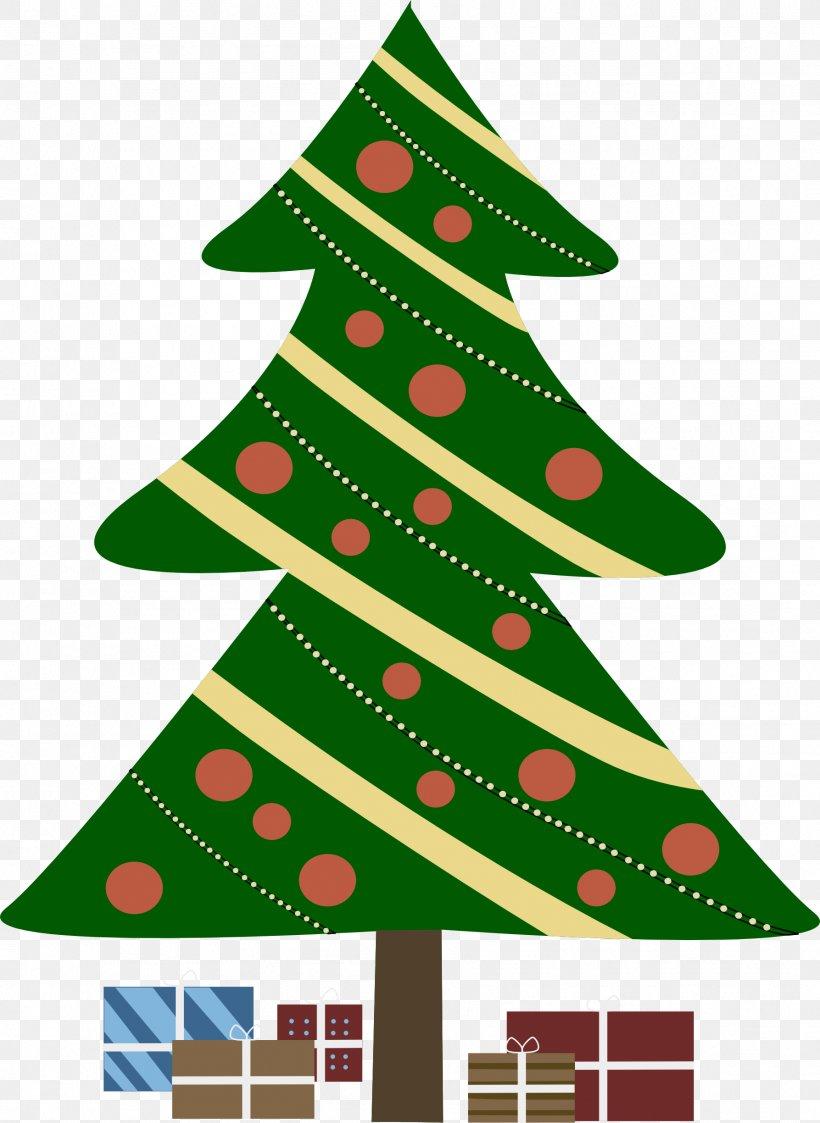 Christmas Tree Gift Clip Art, PNG, 1787x2449px, Christmas.