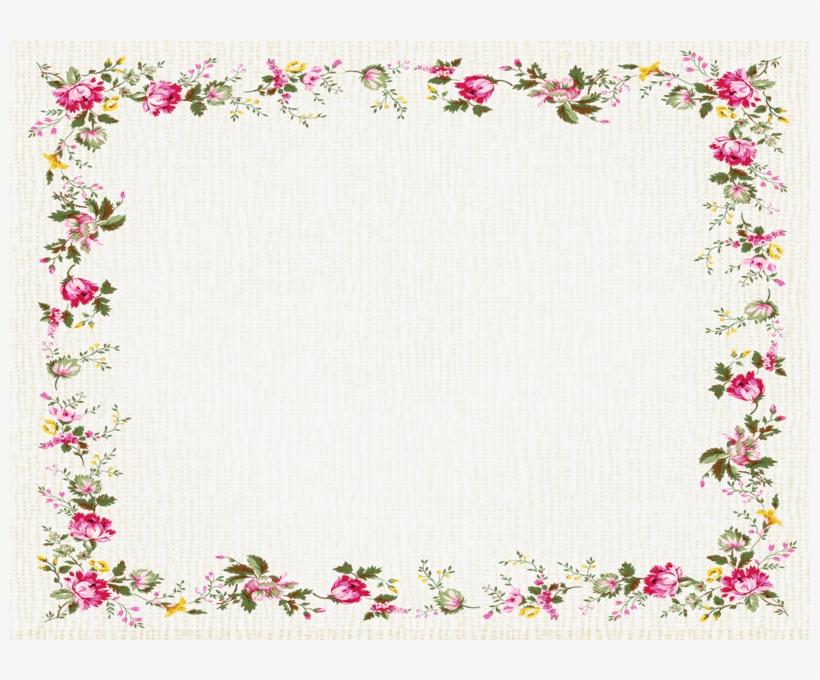 Flower Cute Borders Clipart Borders And Frames Christian.