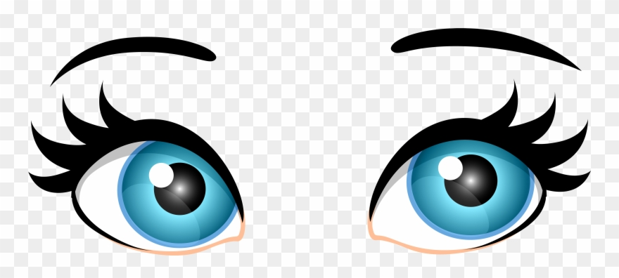 Eyeballs clipart pretty eye, Eyeballs pretty eye Transparent.